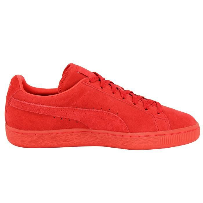 CLASSIC SUEDE Mode H Sneakers MONO Puma Chaussures MONO SUEDE CLASSIC Puma 6w1qSTXI