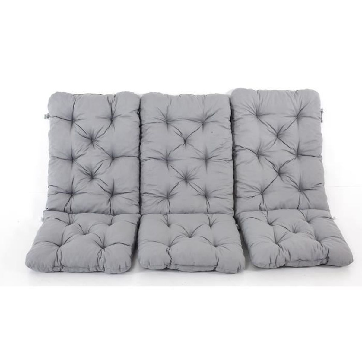 coussin fauteuil jardin 120 cm achat vente coussin fauteuil jardin 120 cm pas cher cdiscount. Black Bedroom Furniture Sets. Home Design Ideas