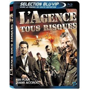 BLU-RAY FILM Blu-Ray L'agence tous risque