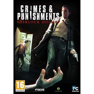 JEU PC Sherlock Holmes: Crimes & Punishments Jeu PC