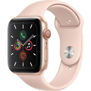 MONTRE CONNECTÉE Apple Watch Series 5 Cellular 44 mm Boîtier en Alu
