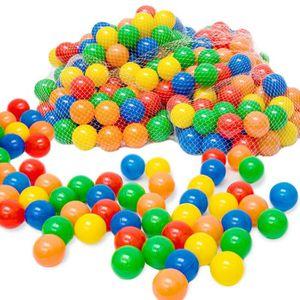 BALLES PISCINE À BALLES Balles colorées de piscine 300 Pièces