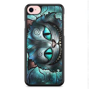 coque iphone 5c chat alice au pays des merveilles