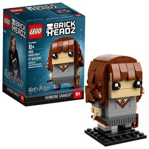 ASSEMBLAGE CONSTRUCTION Jeu D'Assemblage LEGO Brickheadz Hermione Granger