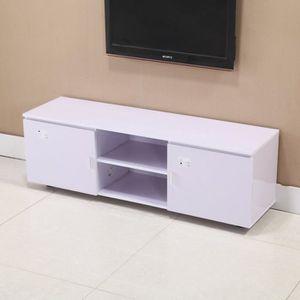 MEUBLE TV meuble tv design moderne suspendu mode média maiso