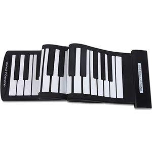 CLAVIER MUSICAL 61 touches Piano électronique portable flexible En