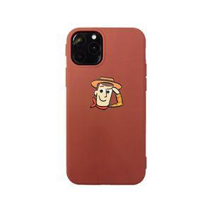 COQUE - BUMPER Coque iPhone 11,Disney Toy Story Woody Antichoc Pr
