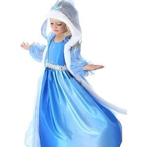 DÉGUISEMENT - PANOPLIE robe déguisement reine des neiges 3 a 9 ans