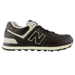 BASKET New Balance Sneakers Homme Marrone Scuro