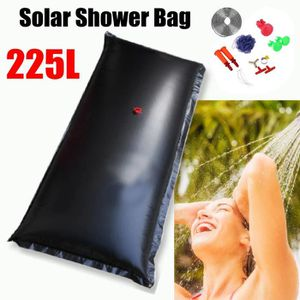 DOUCHE SOLAIRE TEMSPA 225L sac de douche solaire chauffée Portabl