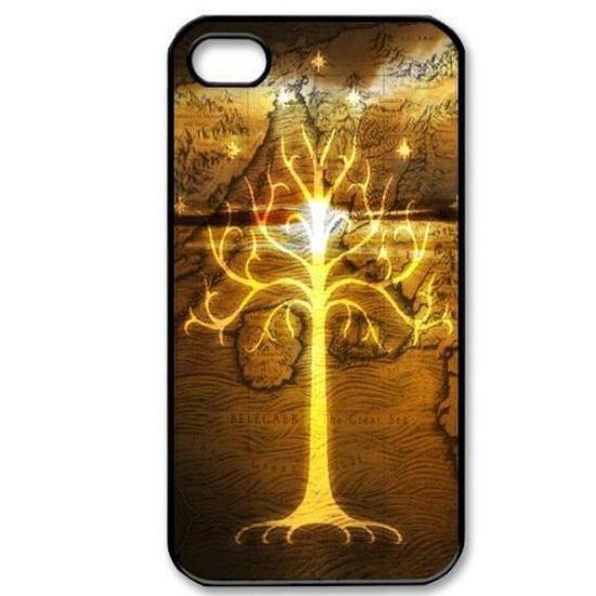 Le Seigneur des Anneaux Coque pour iPhone 6 4.7 - Cdiscount Téléphonie