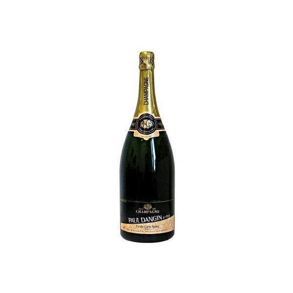 Magnum de champagne Dangin et fils Cuvée Carte Noire 1500ml