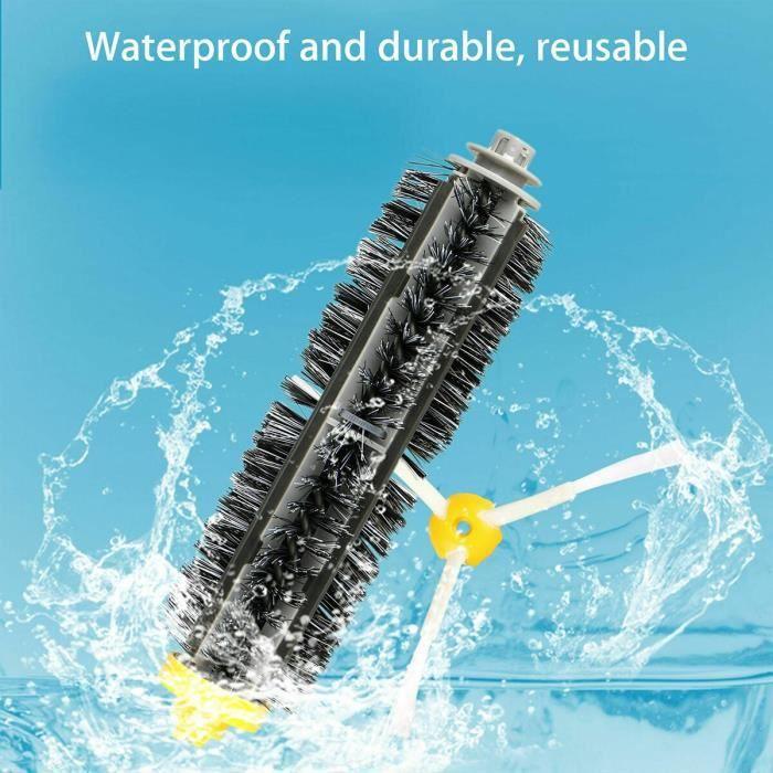 Kit de pièces de rechange pour IRobot Roomba 600 série aspirateur filtre brosse nettoyeur adapté pour IRobot Roomba 6006*PL2385