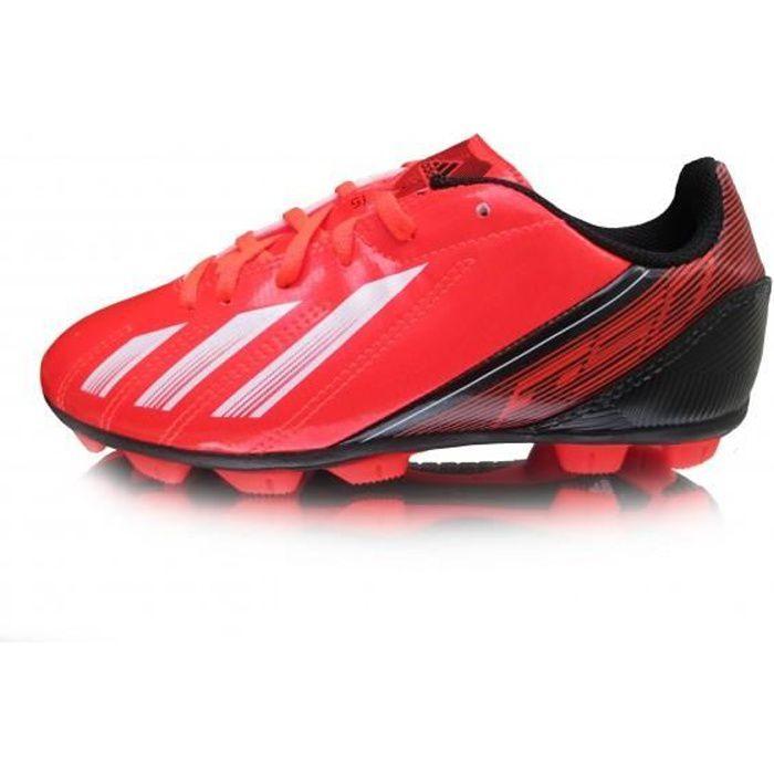 Chaussures de football Garçon Adidas F5 TRX HG