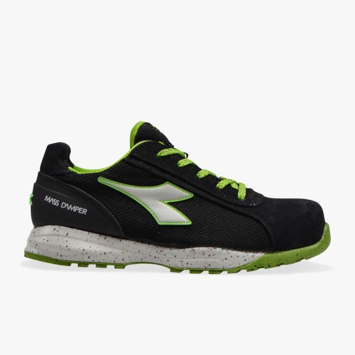 Chaussures de sécurité basse DIADORA GLOVE ECO MDS S1P SRC HRO - 177661C94340-Chaussures de sécurité