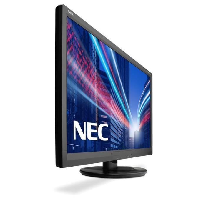 NEC Ecran AccuSync® AS242W - 24\