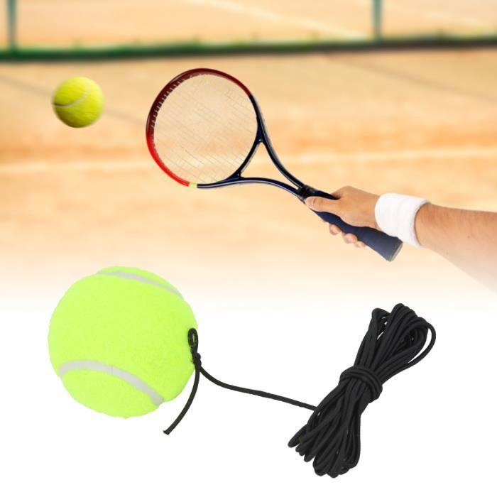 Balle de tennis Avec corde élastique - Entraînement de tennis CY6723