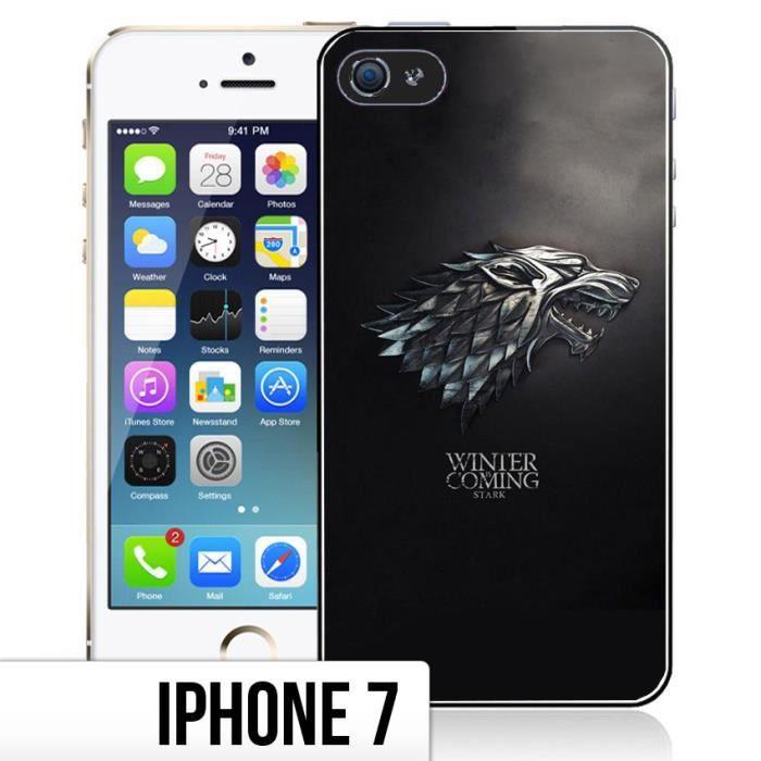 Coque iPhone 7 Game Of Thrones - Stark