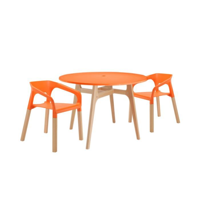 Table et chaise couleur images - Ensemble table et 4 chaises ...