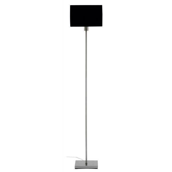 lampadaire ness e 27 50 w diam tre 30 cm hauteur 160 cm noir achat vente lampadaire ness. Black Bedroom Furniture Sets. Home Design Ideas
