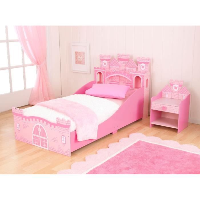 kidkraft lit ch teau de princesse enfant achat vente. Black Bedroom Furniture Sets. Home Design Ideas