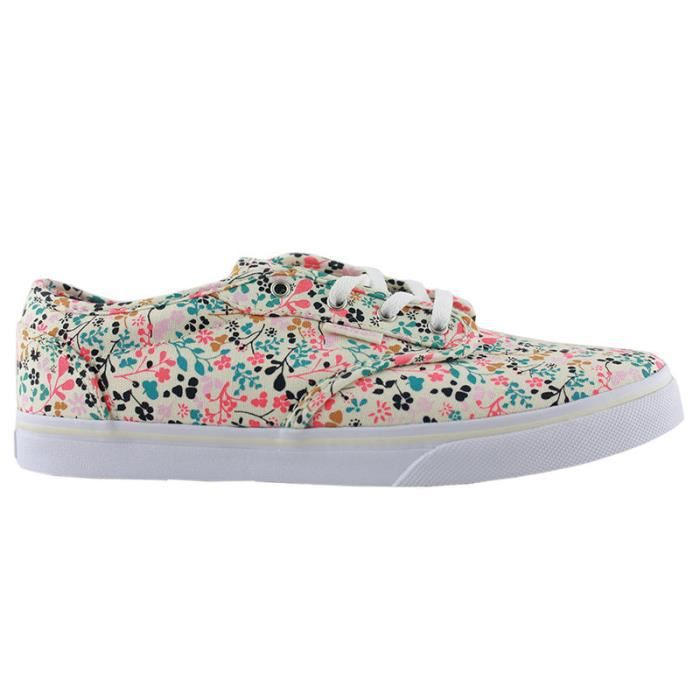 Basket Vans atwood low floral multi kids 72J2pe