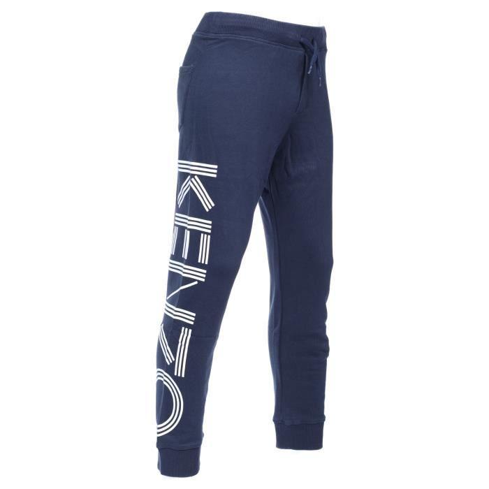 Jogging Kenzo Kj23508 Boy 04 Navy Bleu -