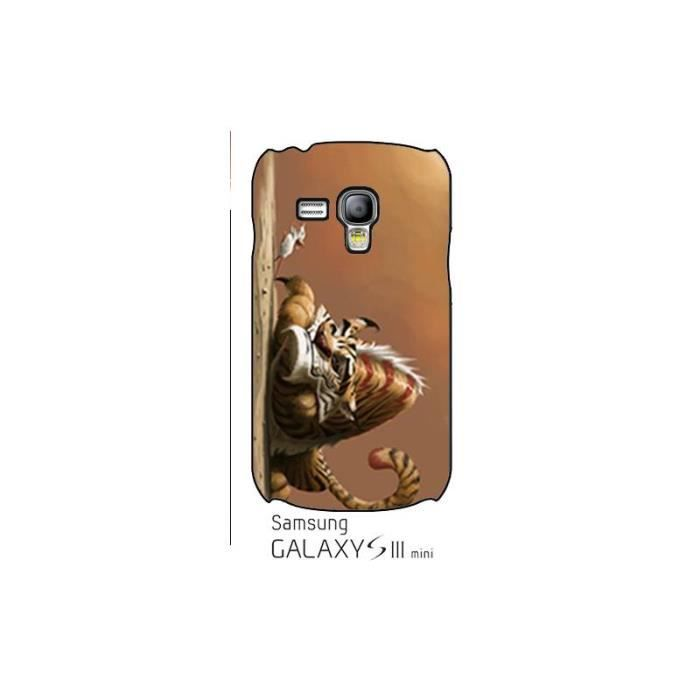 coque tigre pour samsung galaxy s3 car interior design. Black Bedroom Furniture Sets. Home Design Ideas