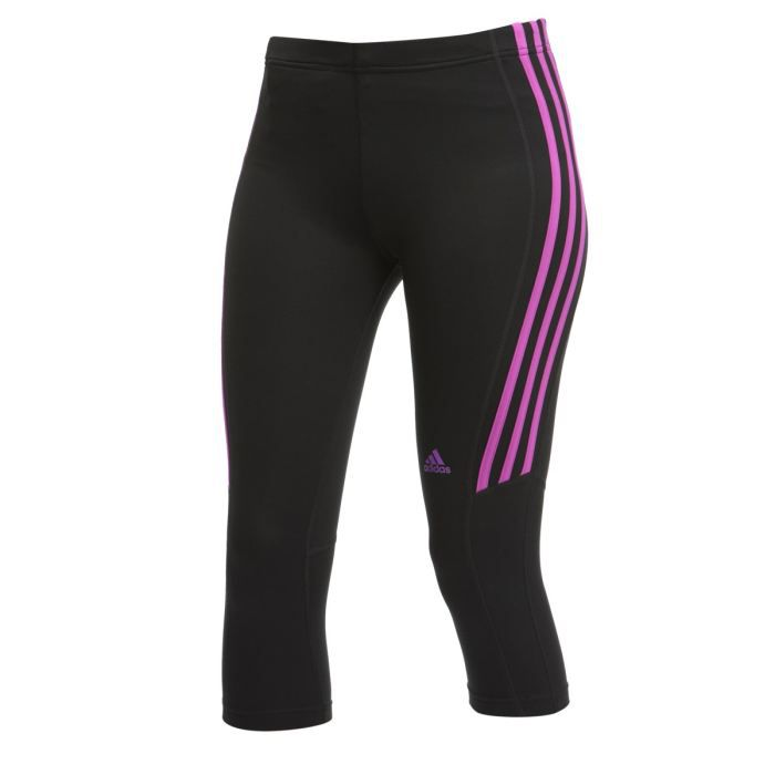 adidas pantalon 3 4 fitness femme achat vente pantacourt de sport adidas pantalon 3 4. Black Bedroom Furniture Sets. Home Design Ideas