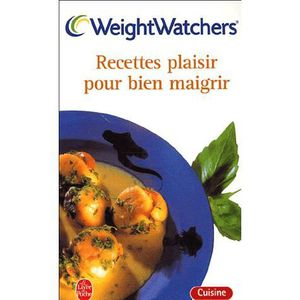 livre de recettes weight watcher achat vente livre de recettes weight watcher pas cher. Black Bedroom Furniture Sets. Home Design Ideas