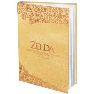 Livre Zelda