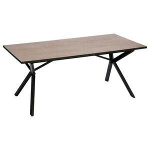 TABLE BASSE Table basse rectangulaire de belle qualité - BOIS