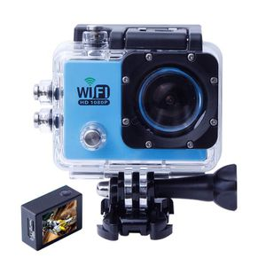 PACK CAMERA SPORT New SJ6000 WiFi Sport Action caméra Full HD 1080p