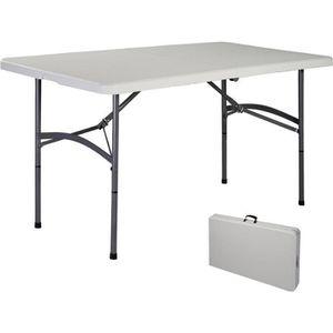 TABLE DE CAMPING Table de Jardin Pliable Table de Camping Portable