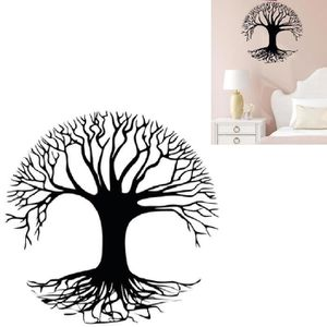 stickers muraux arbre de vie achat vente pas cher. Black Bedroom Furniture Sets. Home Design Ideas