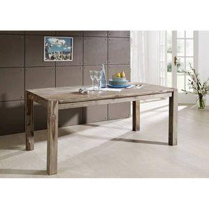 TABLE À MANGER SEULE Table à manger rectangulaire 160x90 cm, 6 Personne