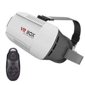 CASQUE RÉALITÉ VIRTUELLE Casque de réalité virtuelle pour smartphone