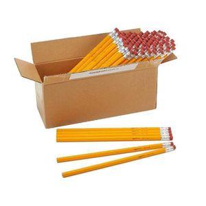 CRAYON GRAPHITE AmazonBasics Crayons à papier HB n, Boîte de 100 J