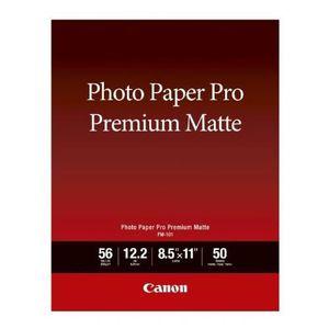 PAPIER PHOTO CANON Papier Photo Premim Mat PM-101 - A3+ - 20 fe
