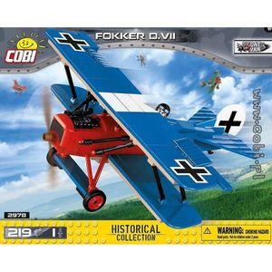 ASSEMBLAGE CONSTRUCTION Fokker D.VII Cobi