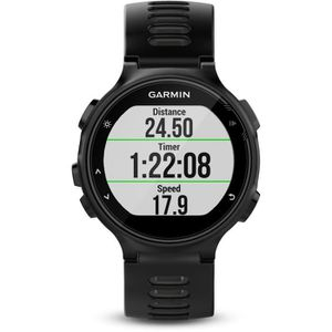 Montre connectée sport GARMIN Forerunner 735XT Montre Cardio GPS Multispo