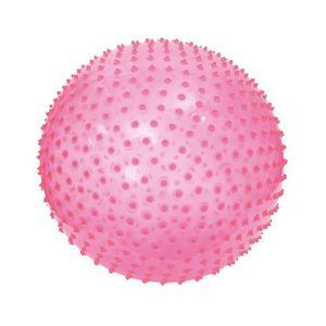 BALLE - BOULE - BALLON LUDI Ballon de Motricité Rose - Diamètre 45 cm