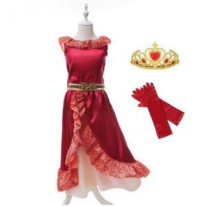 DÉGUISEMENT - PANOPLIE Déguisement Robe Classique Princesse Filles avec C