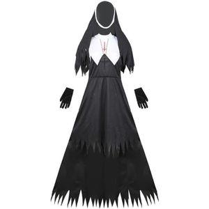 Crâne et araignée noir et blanc Skinny Tie-Déguisement Halloween Gothique