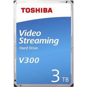 DISQUE DUR INTERNE Toshiba V300 3 To - Disque dur 3.5