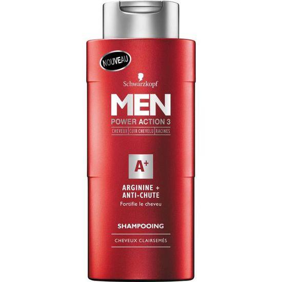 Schwarzkopf Shampooing Anti Chtute 250ml Achat Vente