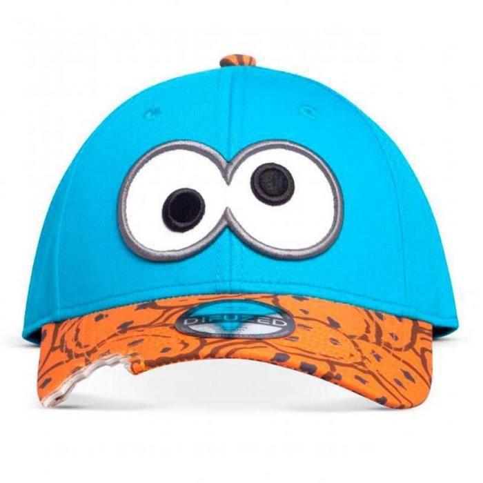 Casquette Baseball Sesame Street Cookie Monster