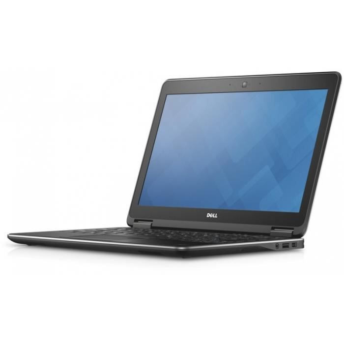Dell Latitude E7240 4Go 256Go SSD