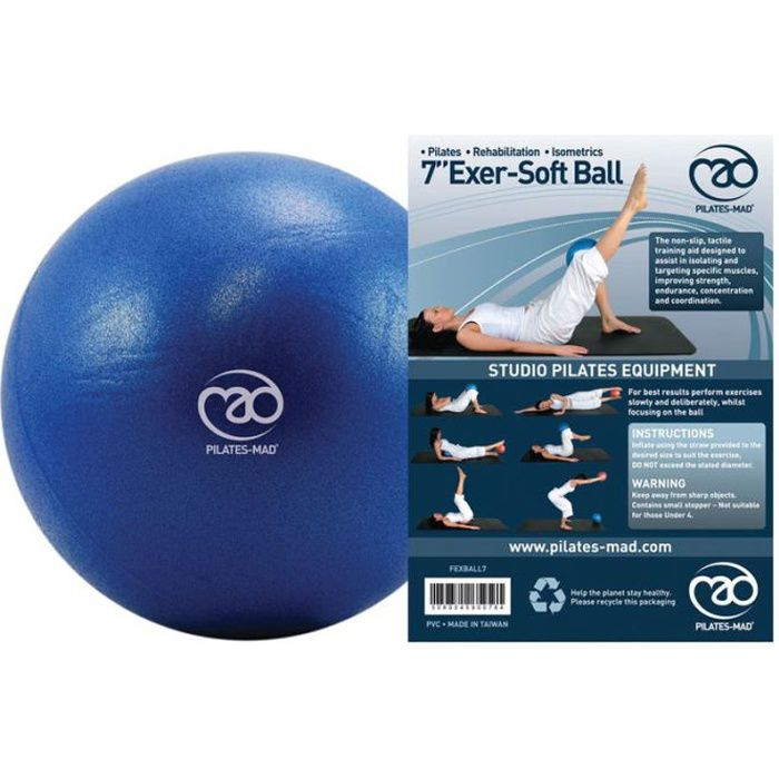 7'' Exer-Soft Ball - Blue