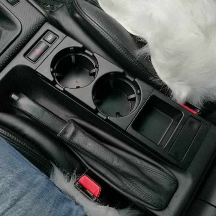 Porte-Gobelet Int/érieur Automatique Support De Gobelet /À Eau pour Console Centrale De Voiture 3 Pi/èces pour BMW S/érie 3 E46 318I 320I